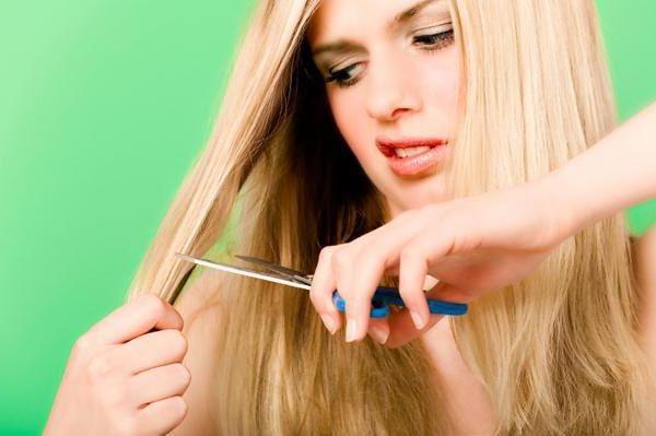 сонник отрезанные волосы снятся