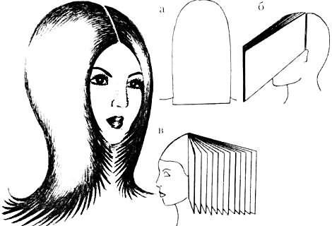 Схема стрижки лесенка на длинные волосы может и отличаться, всё зависит от индивидуальных особенностей, а также от пожеланий клиента.