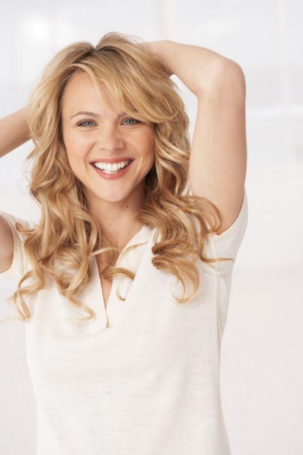 Как сделать прямые волосы волнистыми