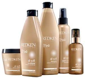 Известные фирмы предлагают свои успешные серии от жесткости волос.