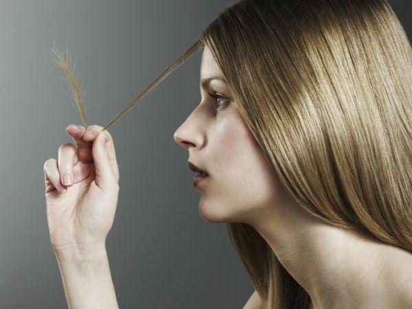лечение секущихся кончиков волос в домашних условиях