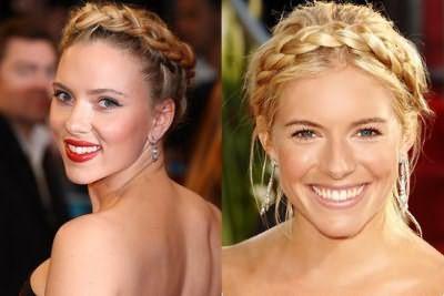 На фото видно, что даже голливудские дивы отдают предпочтение косе бохо