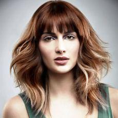модное окрашивание 2016 на средние волосы