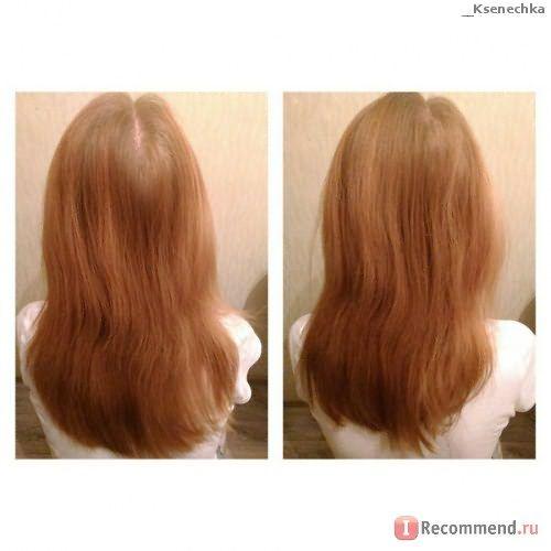Волосы до окрашивания. не стоит забывать про то, что освещение немного искажает цвет волос