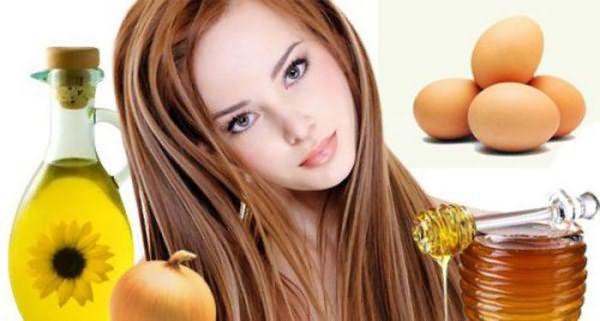 Польза лука для здоровья волос