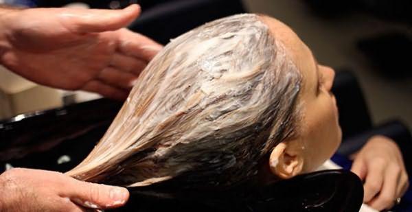 Луково-кефирная смесь для волос