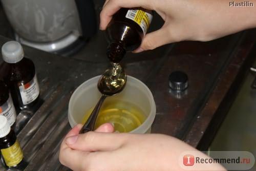 +Касторовое масло