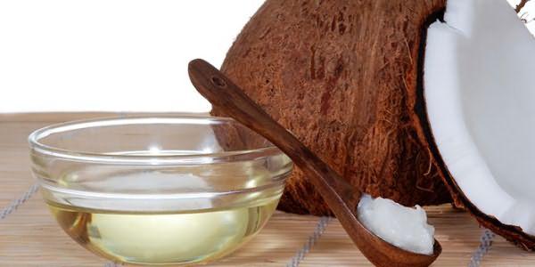 Маска для волос с медом и кокосовым маслом