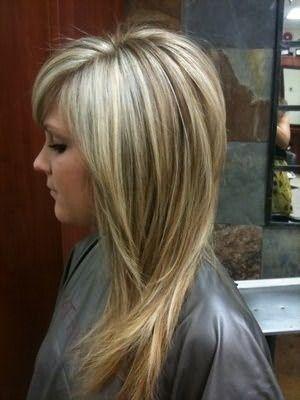 Мелирование – подвид блондирования