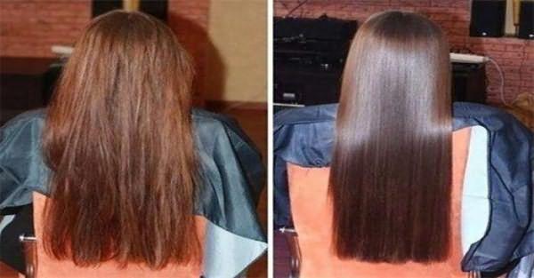 яблочный уксус для волос отзывы