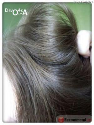 Волосы у корней