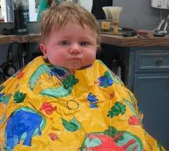 стричь волосы в год ребенку