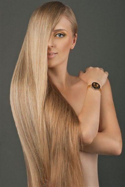 В блондинках есть определенный шарм, согласитесь!