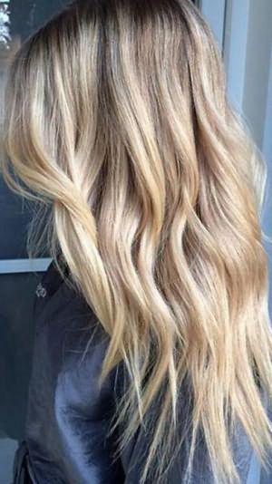 омбре окрашивание волос для