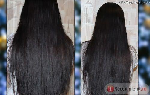 Fast Hair Straightener результат