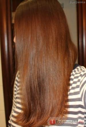 волосы после со вспышкой