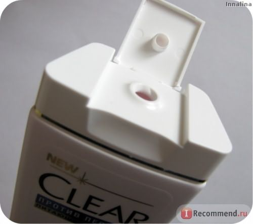 Шампунь CLEAR VITA ABE против перхоти