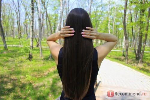 Шампунь для жирных волос Savonry «Луговая свежесть» фото