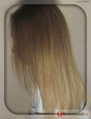 Шампунь DNC для окрашенных волос фото