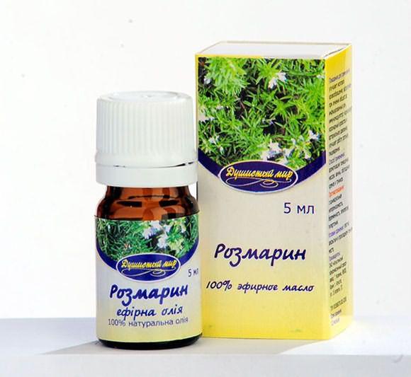 Эфирное масло розмарина можно купить в любой аптеке.