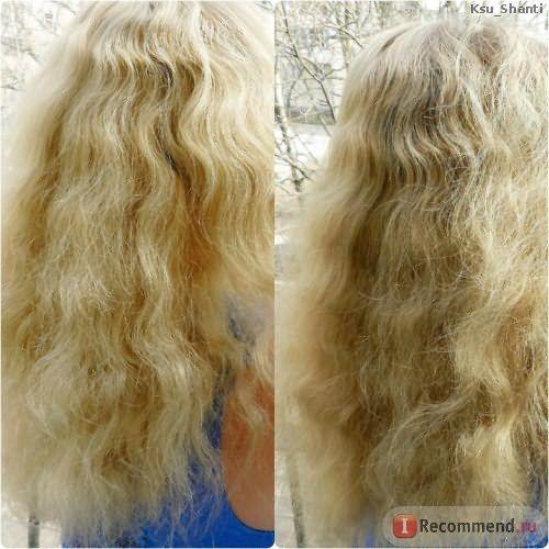 волосы, которые растут