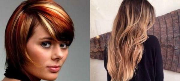 и стрижки и покраска волос 2016