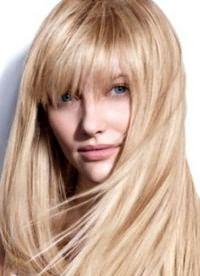 цвет блонд оттенки 6