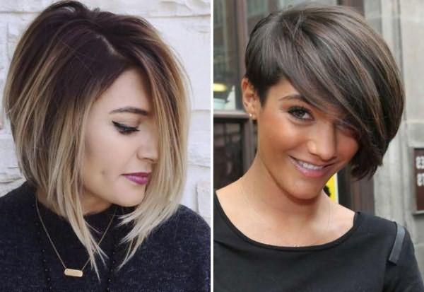 Стрижки на средние волосы 2017 2