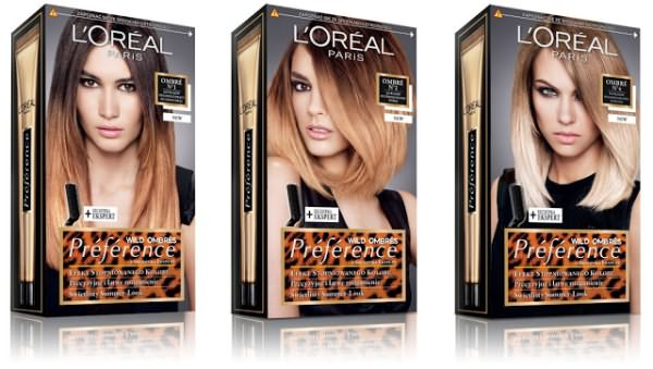 Preference Wild Ombres L'Oreal Paris