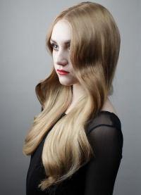 окрашивание балаяж на русые волосы 3