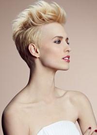 окрашивание балаяж на короткие волосы 4