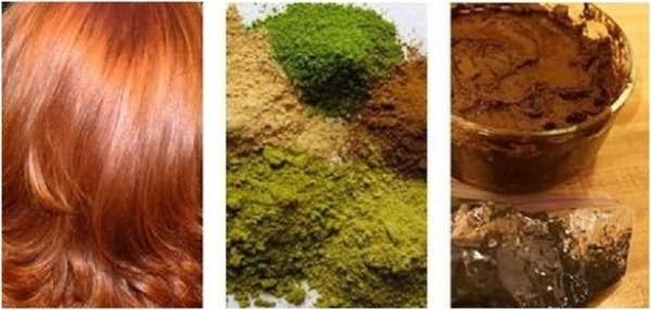 Лучше выбрать природные красящие вещества
