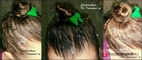 Маска для волос Compliment Naturalis 3 в 1 С Перцем фото