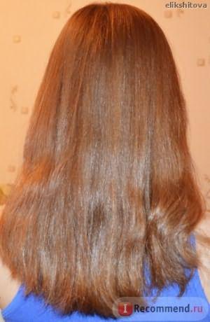 Длина волос