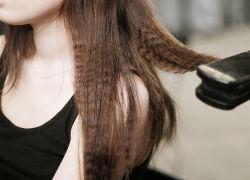 плойка для волос гофре