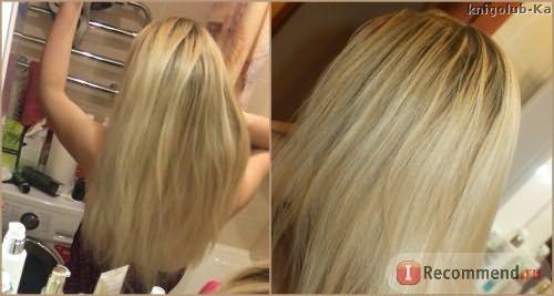 Краска для волос Sintesis Black Color creme фото