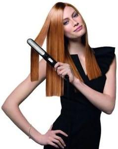 Идеальная гладкость длинных волос