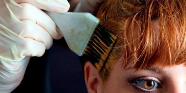 как покрасить волосы тоником в домашних условиях