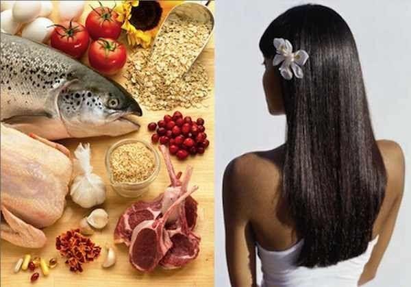 Волосы и кожа - отражение нашего питания