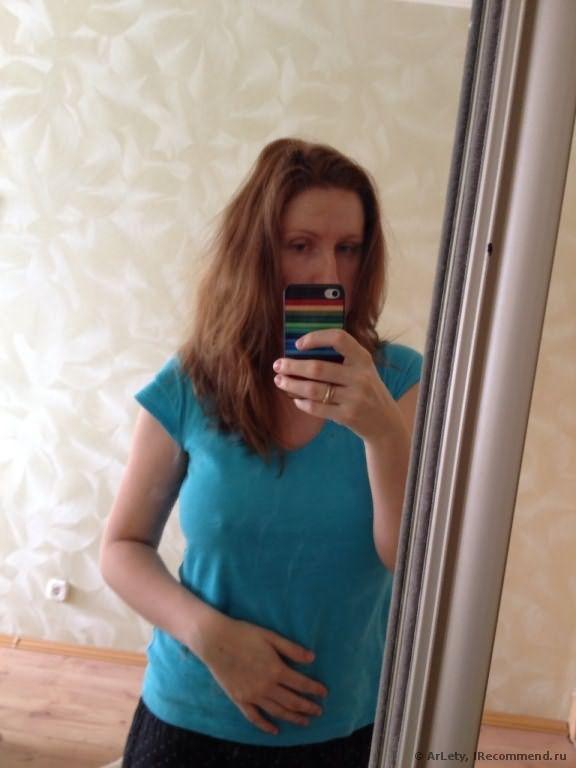 1.4 после второй процедуры. Эффект ушел, волосы пушистые. После родов виться перестали совсем