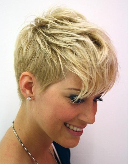 стрижка для тонких волос и редких волос фото