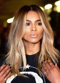 модное окрашивание 2016 на средние волосы 8