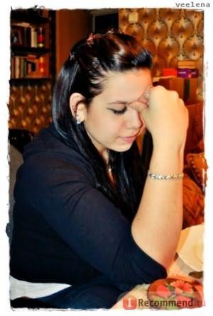 Сентябрь 2011г, через несколько дней, после парикмахерской.
