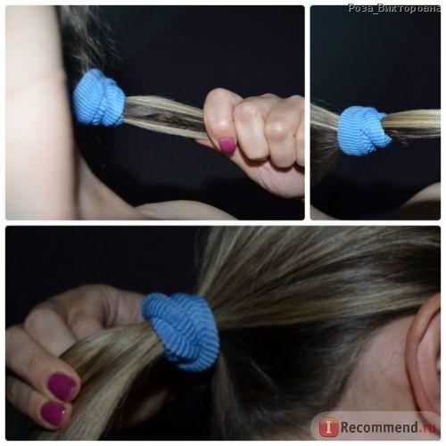 Маска для волос репейная укрепляющая
