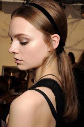 резинка ободок для волос