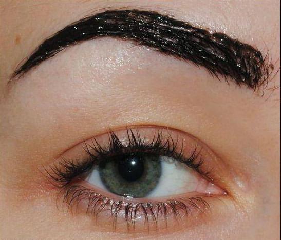 можно ли красить брови краской для волос отзывы