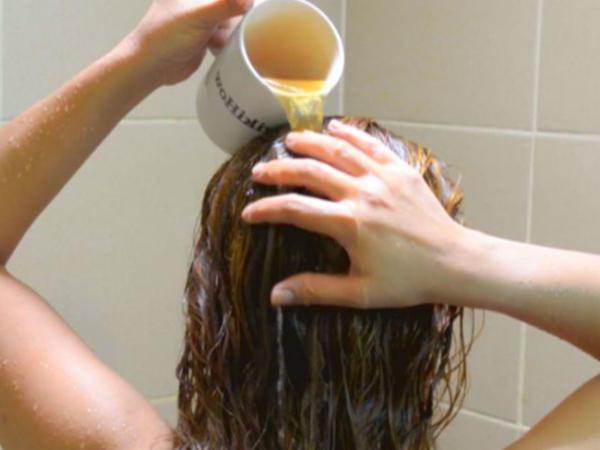 ополаскивать волосы уксусом отзывы