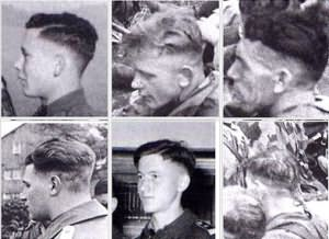 Стрижка Гитлерюгенд