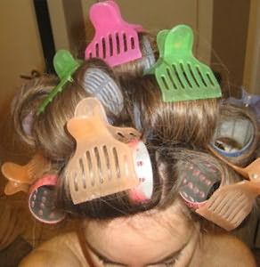 Ждем полного высыхания волос
