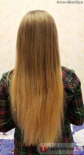 Омбре на русых волосах в домашних условиях через 8 месяцев